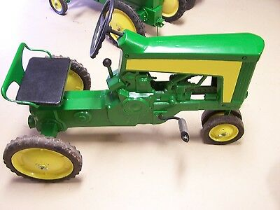 RARE Vintage Antique John Deere Pedal Tractor Toy Model 130