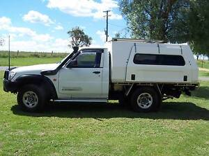 1999 Nissan Patrol Ute Warwick Southern Downs Preview