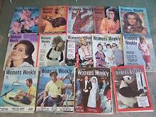 THE AUSTRALIAN WOMENS WEEKLY 1966 TO 1971 $1 EACH Whyalla Norrie Whyalla Area Preview