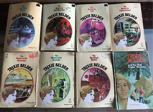 Trixie Belden books for sale