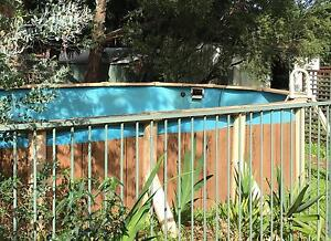 Above ground swimming pool Seven Hills Blacktown Area Preview