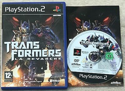 Transformers : La revanche COMPLET (PS2), used for sale  Shipping to Nigeria