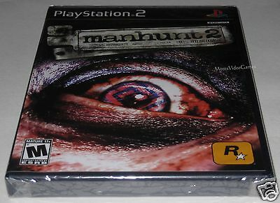 Manhunt 2 (sony Playstation 2, 2007). Brand
