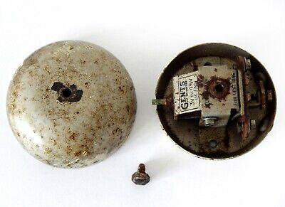Vintage Gents Of Leicester 3 - 4.5 Volts DC / AC Door Bell Ringer Buzzer #B