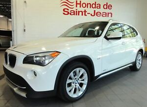BMW X1 28i X-Drive Toit Panoramique Cuir Mags