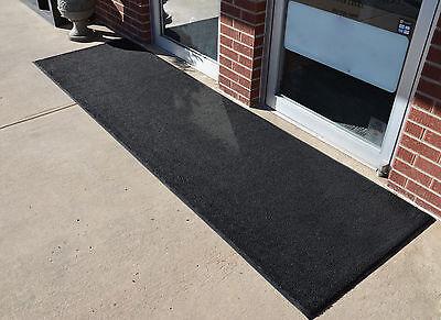 - Floor Mat Heavy Duty Commercial Indoor Outdoor Door Entrance PreUsed  *Free Ship