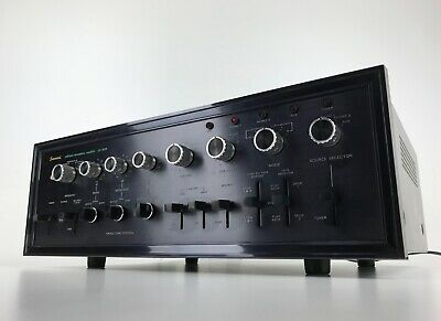 Complete Professional Restoration Service For Sansui AU-999 Stereo Amplifier