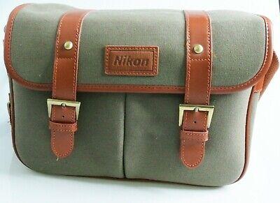 Nikon DSLR BAG/Nicon genuine camera shoulder bag Nicon SLR Canvas bag