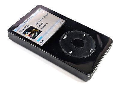 160 Gb Ipod Video - Classic 160GB Apple iPod Video 5th Generation (Black)