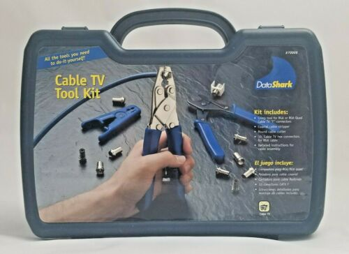 DATASHARK Cable TV Tool Kit