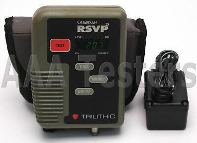 Trilithic Guardian Rsvp 2 Reversepath Tester Rsvp2 Catv