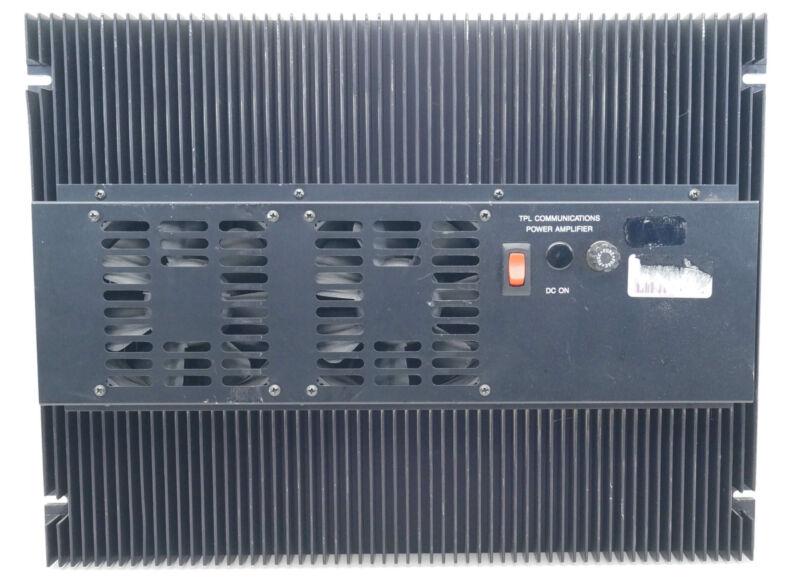 TPL Model: PA3-1GG-RVL-SPB RF Power Amplifier Input 70 Watt Output 300 Watt VHF