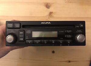 OEM Acura RSX Radio / 6 CD Changer