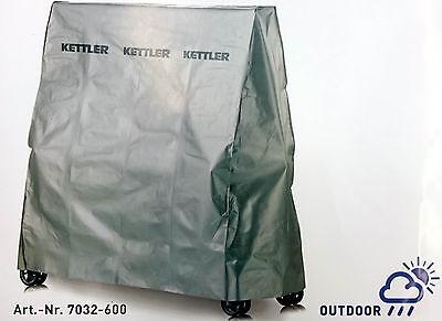 Kettler Outdoor Abdeckhülle,Abdeckhaube,Wetterschutz für Tischtennisplatte,TT gebraucht kaufen  Kerpen