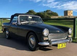 1965 Austin Healey Sprite Coupe