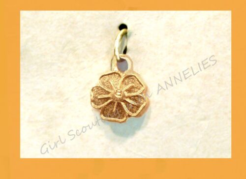 1940 BROWNIE Membership Flower Charm Girl Scout Collector COLLECTOR GIFT Combine