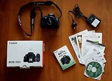 Canon EOS 700D DSLR body + 18-55mm lens Westmead Parramatta Area Preview