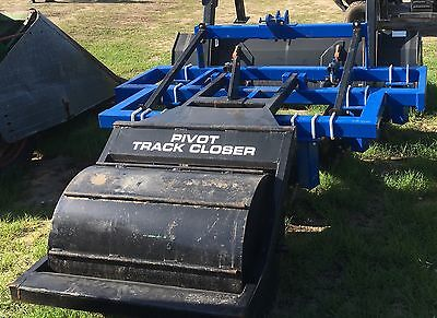 Center Pivot Irrigation Track Closer Valley Zimmatic Tl Reinke