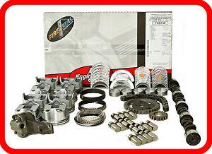 FORD 351 351C CLEVELAND 5.8L V8 Master Engine Rebuild Kit w/ Stage-1 HP Camshaft