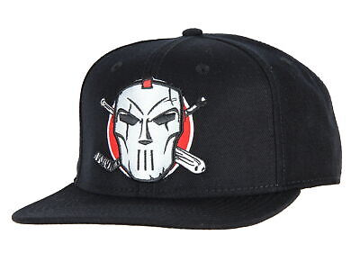 Teenage Mutant Ninja Turtles Hat- Embroidered Casey Jones Skull Hockey Mask