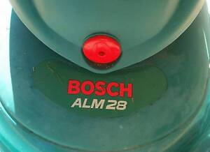 BOSCH LAM28 electric lawn mower Victoria Point Redland Area Preview