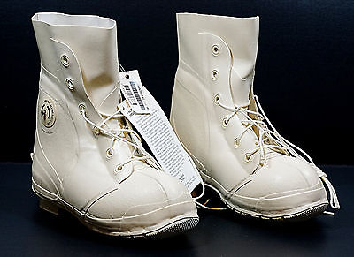 White Mickey Mouse Bunny Boots Us Genuine Issue Arctic Cold Weather  65 Deg  New