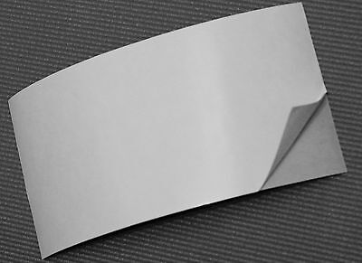 "20 Pcs Fish Paper Adhesive 0.010"" x 5"" x 8"" Battery Electrical Fishpaper Buy USA"