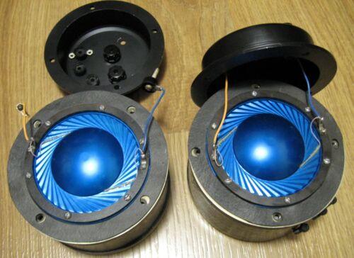 LOMO KINAP soviet cinema 3A-2-1 analogue 1A16 driver speaker & horn, kinap pair