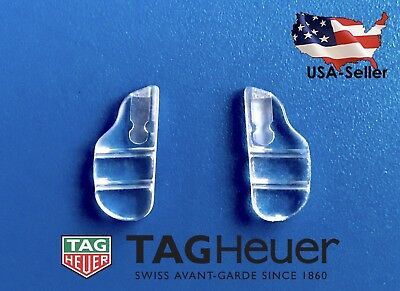 US Seller High Quality Silicone Nose Pads for Tag Heuer Eyeglasses Frame (Frame For Spectacles)