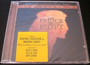 The Prince Of Egypt: Music From The Original Motion Picture Soundtrack FAST SHIP