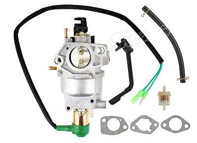 Carburetor Carb Fits Powermate Pm0146500 6500 8125 Watt 420cc Gas Generator
