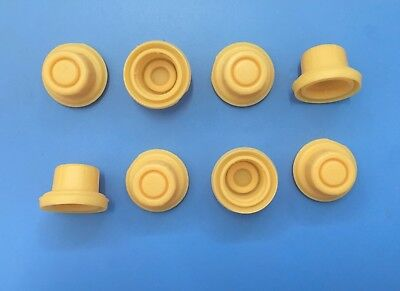 8pk Blitz Replacement Yellow Spout Cap Top Fuel Gas Can 900302 900092 900094