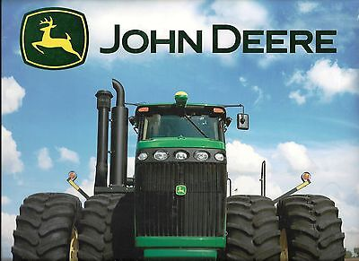 JOHN DEERE Official Licensed # W10213 ~ SEALED ~ 12x24 COLLECTOR 2010 Calendar