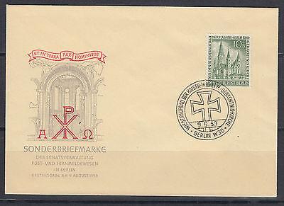 Berlin 107 FDC Ersttagsbrief