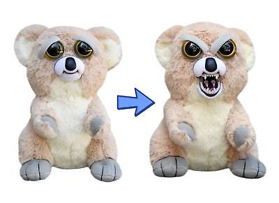 """Feisty Pets- Liza Loca 8.5"""" Plush Koala That Turns Feisty with a Squeeze"""