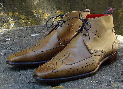Super Jeffery West Dashwood Boot  - UK 9  Light Brown Tan