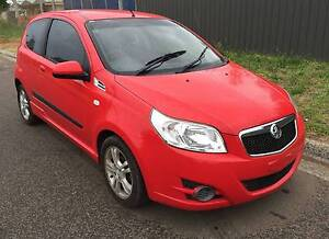 2009 HOLDEN BARINA TK 3DR HATCH 98K 5SPD M LIGHT HAIL CHEAP St Agnes Tea Tree Gully Area Preview