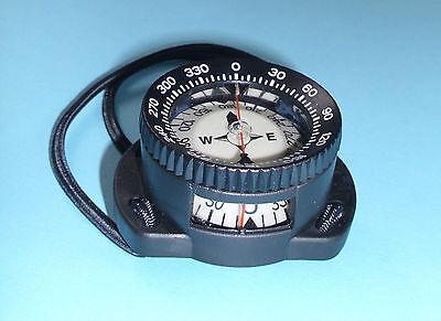 DIR TEC Bungee Tauch Kompass Pro Compass 30° Neigung