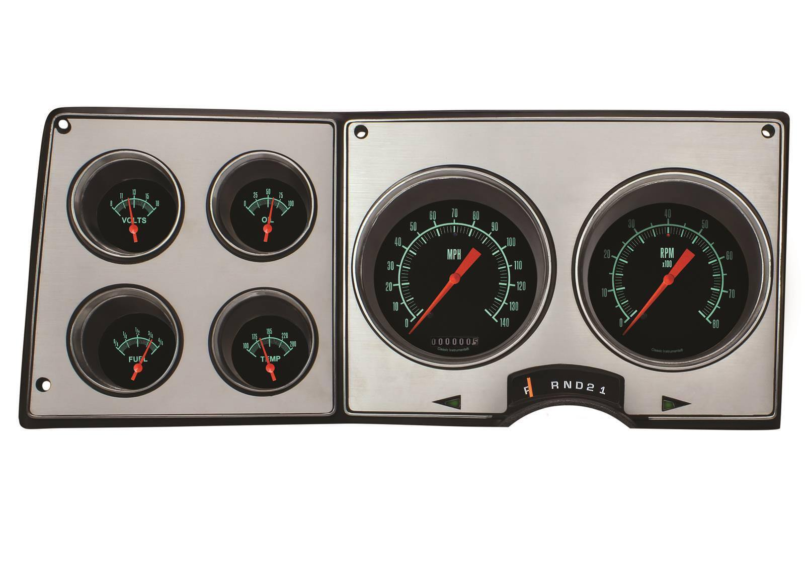 1981 1982 Direct Fit GAUGE CLUSTER Chevy / GMC PICK-UP TRUCK Blazer CT73GS
