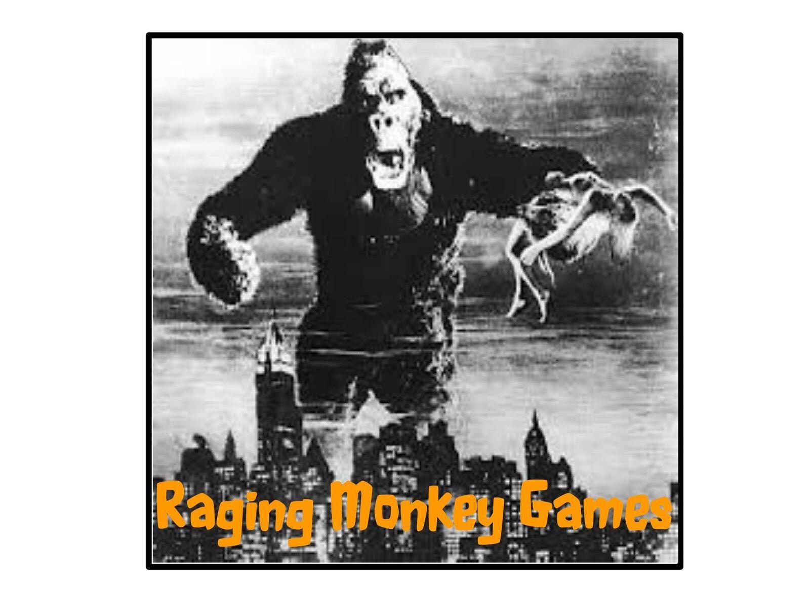 Raging Monkey Games