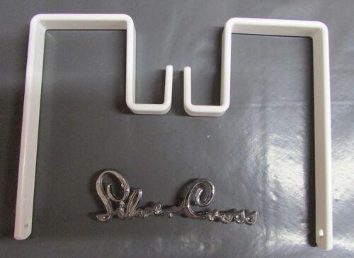Wilson / Silver Cross Balmoral / Kensington Coach Built Pram Bag Hooks x 2 spare