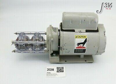 20208 Cole-parmer Masterflex Peristaltic Pump W 2x 7531-00