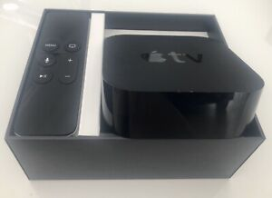 Apple TV 4 HD 64GB in box with remote
