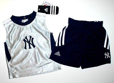 ADIDAS~USA`verschied. Gr.86-92-98-104~New York~Baseball~T-Shirt+Hose~Sport~Junge ()