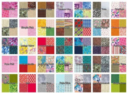 Decopatch, Decoupage Paper Pack, 4 Pieces Collections ****Inc Texture Foil****
