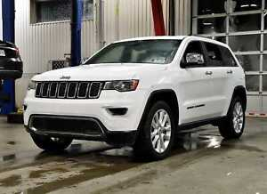 2017 Jeep Grand Cherokee LIMITED * V8 * TOIT * CUIR * CAMERA * D