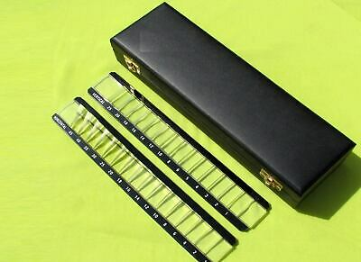 Prism Bar Set Vertical Horizontal For Ophthalmology Optometry Equipment Lll