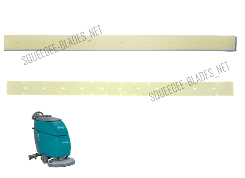 rear squeegee blade after market Tennant T3 1011456