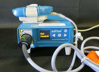 Ge Enflow 121 Iv Fluid Blood Warmer Wcontroller