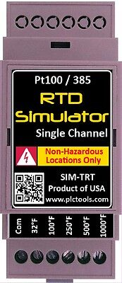 Rtd Temperature Simulator And Tester